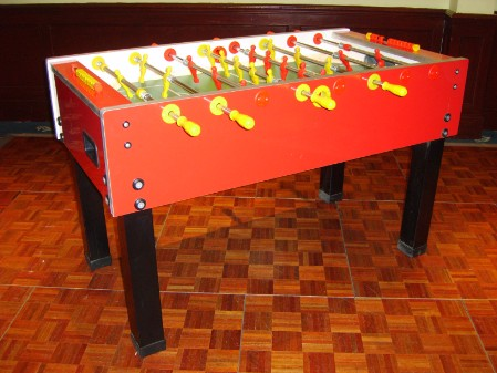 table football hire for exhibition stand