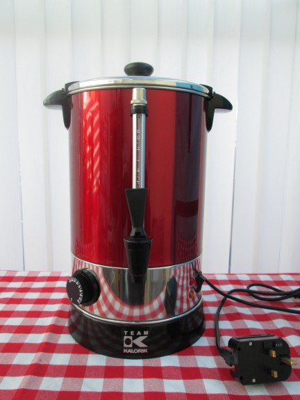 mulled wine warmer rental