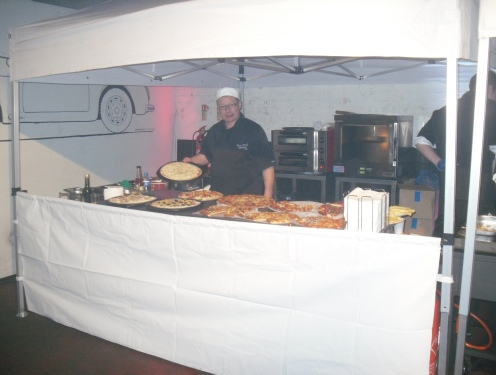 pizza catering company